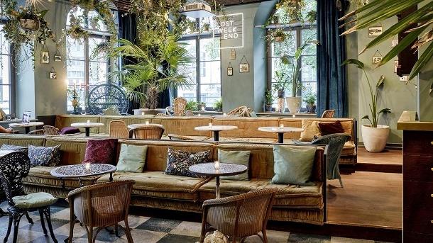 Das 25hours Hotel in München überrascht mit lässiger Einrichtung und einem tollen Restaurant.  (Quelle: 25hours München)