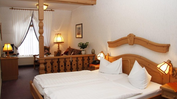 Zwei Übernachtungen im Hotel Zum Bürgergarten kosten mit dem Gutschein von Travelzoo nur 79 Euro. (Quelle: Hotel Zum Bürgergarten)