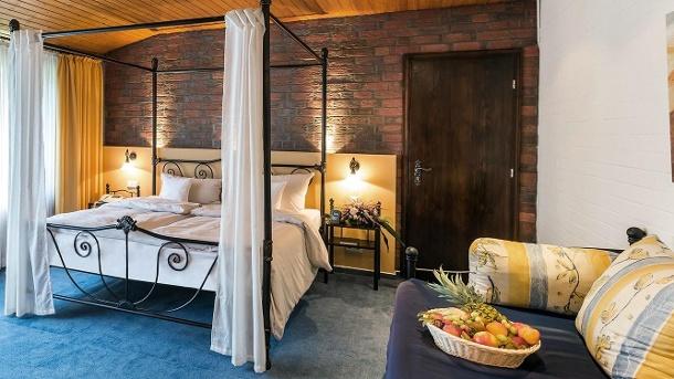 Für zwei Nächte im Standard- oder Superior-Doppelzimmer des Hotels Zur Heidschnucke zahlen Sie aktuell nur 129 Euro. (Quelle: Hotel Zur Heidschnucke)